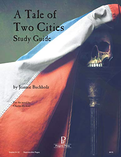 9781586093846: A Tale of Two Cities Study Guide
