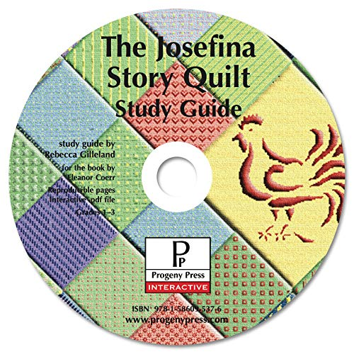 9781586095376: The Josefina Story Quilt Study Guide CD-ROM
