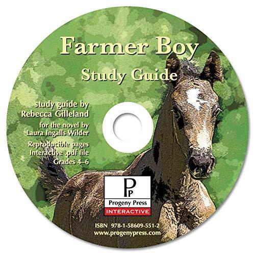 Farmer Boy Study Guide CD-ROM: Rebecca Gilleland