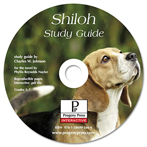 9781586095666: Shiloh Study Guide CD-ROM