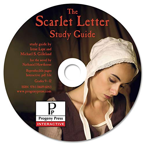 The Scarlet Letter Study Guide CD-ROM: Irene Lape