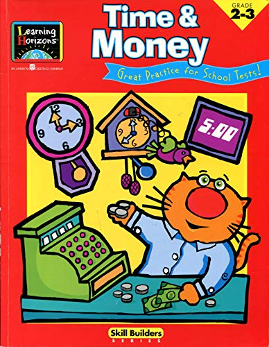 Time/Money (Math Skill Builders (Learning Horizons))