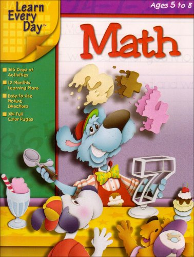 9781586105907: Math (Learn Every Day)
