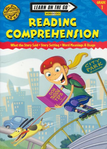 Reading Comprehension (Learn on the Go): Horizons, Learning