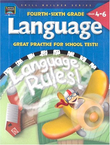 9781586107529: Language Grade 4-6 (Skill Builder)
