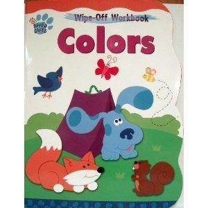 Colors (Wipe-Off Books): unknown