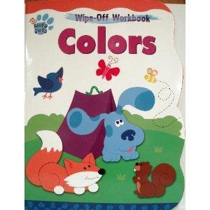 9781586107642: Colors (Wipe-Off Books)