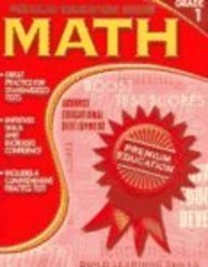 9781586108083: Math: Grade 1 (Premium Education Series)