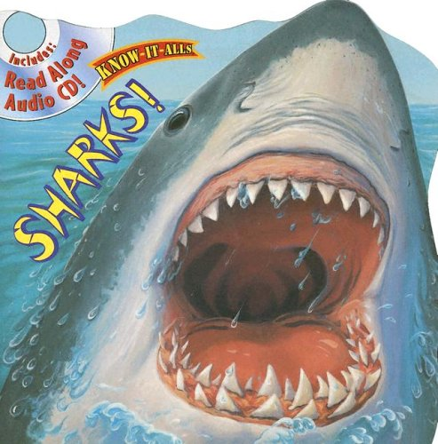 Sharks [With CD] (Know-It-All): Trimble, Irene