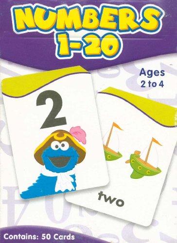 Numbers 1 - 20 (Sesame Street) (1586109790) by Jodie Shepherd