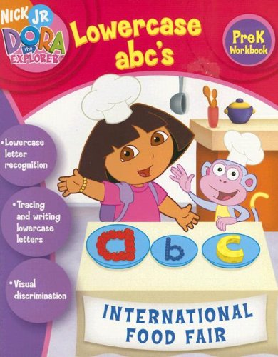 9781586109905: Lowercase ABC's (Dora the Explorer)