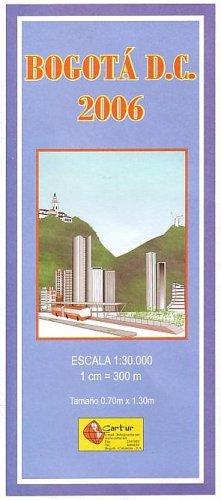 9781586112561: Bogota D.C. by Cartur