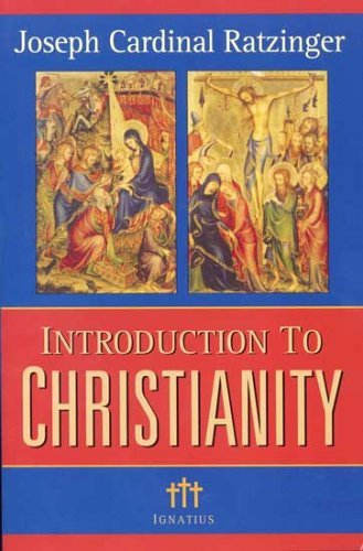 9781586170295: Introduction to Christianity, 2nd Edition (Communio Books)
