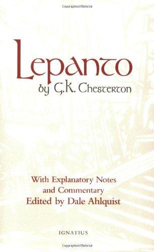 Lepanto (Paperback): G. K. Chesterton,