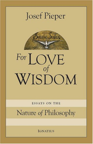 an invitation to philosophy essays and talks on the love of wisdom And their advice and wisdom comes down to us through philosophy of practical philosophy–it counts as philosophy see how easy it is essays and.