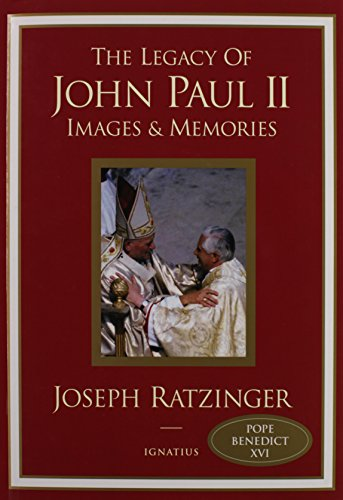 The Legacy of John Paul II: Images: Joseph Cardinal Ratzinger