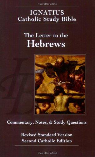 Ignatius Catholic Study Bible: The Letter to: Curtis Mitch, Scott
