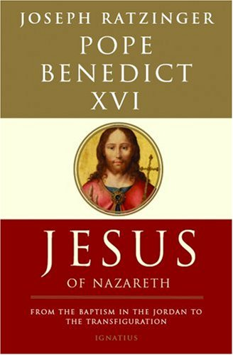 9781586171988: Jesus of Nazareth: From the Baptism in the Jordan to the Transfiguration