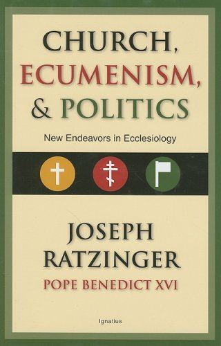 9781586172176: Church, Ecumenism, and Politics: New Endeavors in Ecclesiology