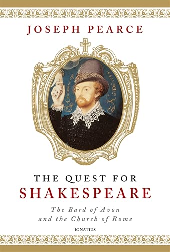 9781586172244: The Quest for Shakespeare