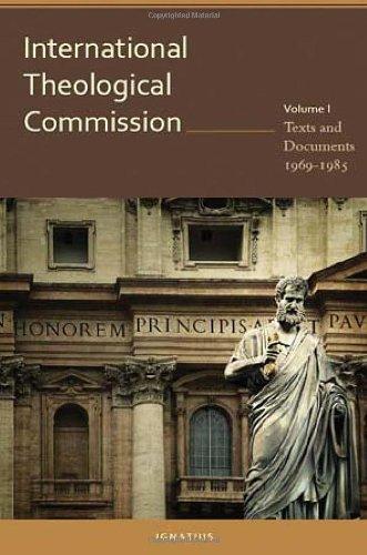 9781586172268: International Theological Commission, Vol II: 1986-2007