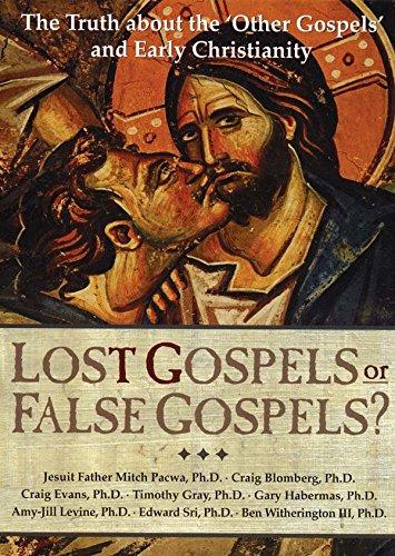9781586172336: Lost Gospels or False Gospels?