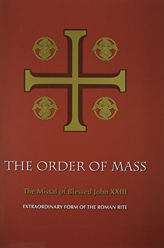 9781586172435: The Order of Mass: Missal of Blessed John XXIII