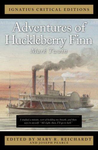 9781586172961: Adventures of Huckleberry Finn (The Ignatius Critical Editions)