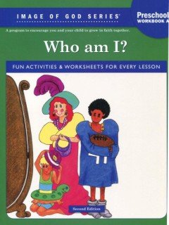 9781586173692: Who Am I: Preschool Workbook A (Second Edition, Images of God Series)