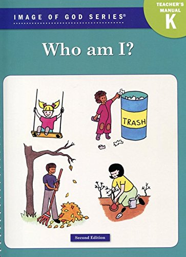 Who Am I? Kindergarten Teacher Workbook, 2nd Edition