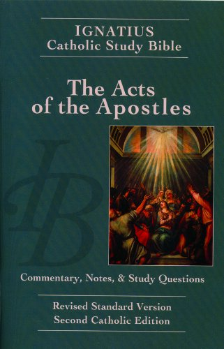 The Acts of the Apostles: Hahn, Scott