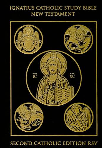 9781586174842: Ignatius Catholic Study Bible: New Testament