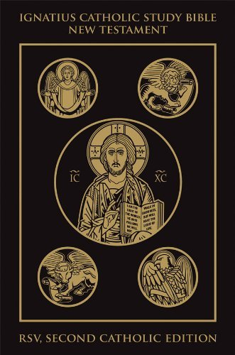 9781586174859: Ignatius Catholic Study Bible: New Testament