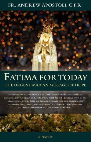 9781586174910: Fatima for Today: The Urgent Marian Message of Hope