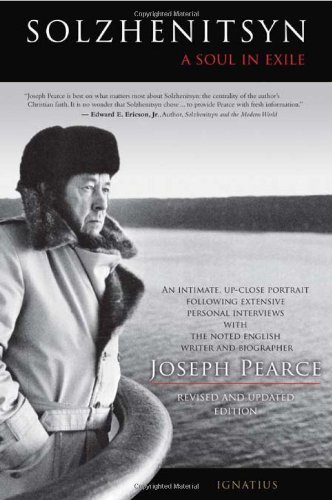 9781586174965: Solzhenitsyn: A Soul in Exile