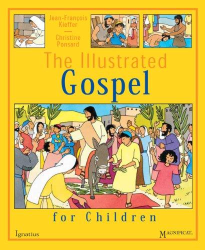 9781586175115: The Illustrated Gospel for Children (Magnificat Children's Books)