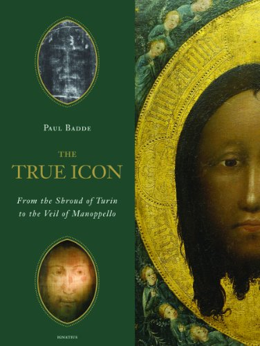 9781586175917: The True Icon: From the Shroud of Turin to the Veil of Manoppello