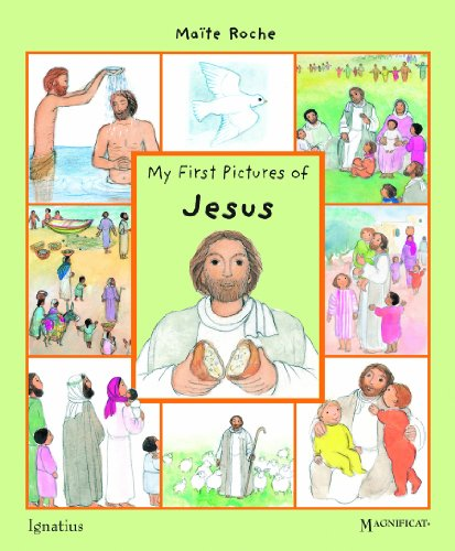 9781586176518: My First Pictures of Jesus