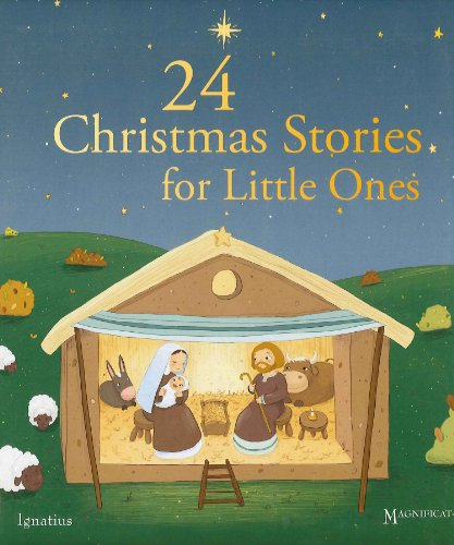 9781586176822: 24 Christmas Stories for Little Ones