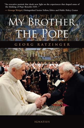 9781586177041: My Brother the Pope