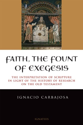 9781586177881: Faith, the Fount of Exegesis: The Interpretation of Scripture in Light of the History of Research on the Old Testament