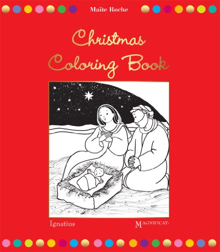 9781586178888: Christmas Coloring Book