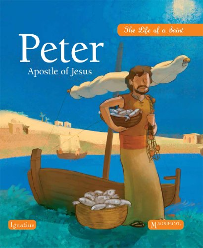 9781586179229: Peter, Apostle of Jesus (The Life of a Saint)