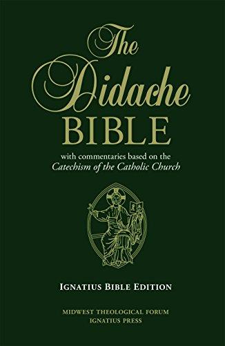 The Didache Bible (Hardback)