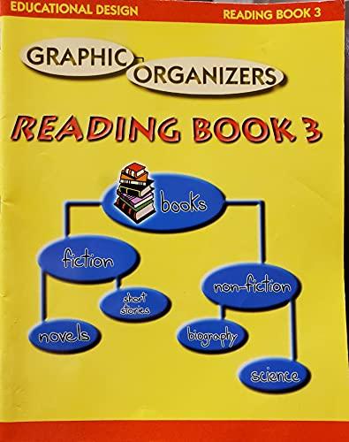 9781586200039: Educational Design Graphic Organizer Reading (Book 3)