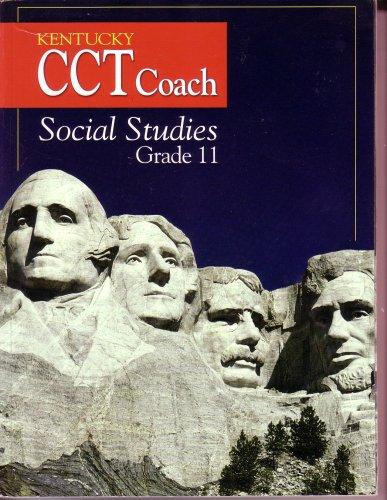 9781586204686: Kentucky CCT Coach: Social Studies, Grade 11