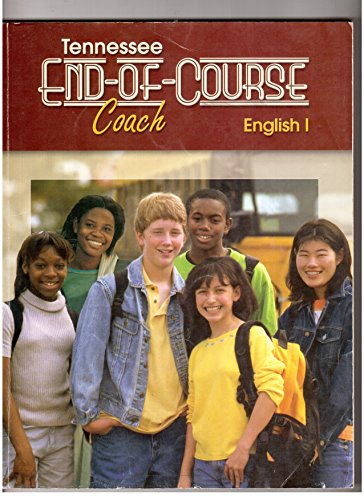 9781586205300: Tennessee Student End-Of-Course Coach English 1