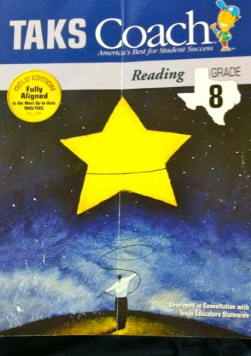 Taks Coach, Reading, (Grade 8) Gold Edition: Triumph Learning