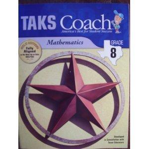 Taks Coach Mathematics Grade 8: Triumph Learning