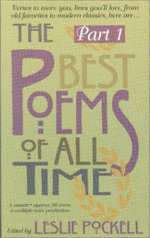 9781586210205: The Best Poems of All Time, Part I